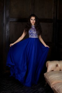 Платье Jovani 80862 royal