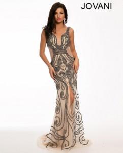 Платье Jovani 12085