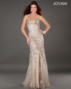 Платье Jovani 73625