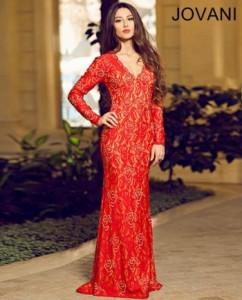 Платье Jovani 90708