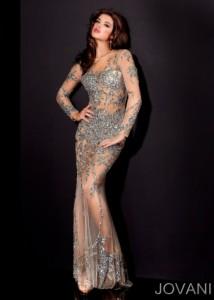 Платье Jovani 9503