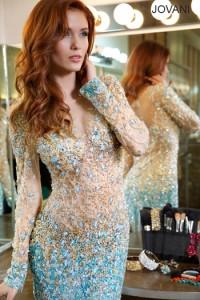 Платье Jovani 99009