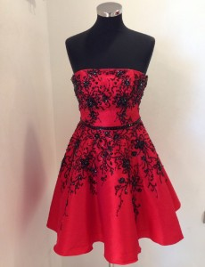 Аренда Sherri Hill 32045 red