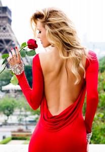 Платье Tarik Ediz 92271 – выбор смелых и решительных