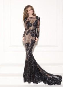 Платье Tarik Ediz 92514