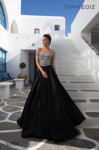 Платье Tarik Ediz 92656