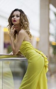 Платье Nicole Bakti 342