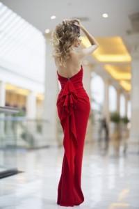 Платье Nicole Bakti 342 red