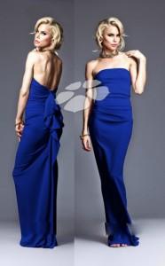 Платье Nicole Bakti 342 royal