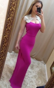 Платье Nicole Bakti 419