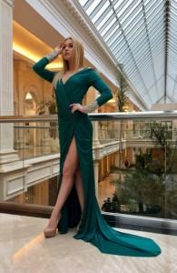 Платье Tarik Ediz 50043