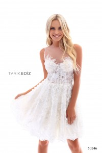 Платье Tarik Ediz 50246