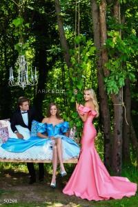 Платье Tarik Ediz 50298