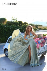 Платье Tarik Ediz 50442