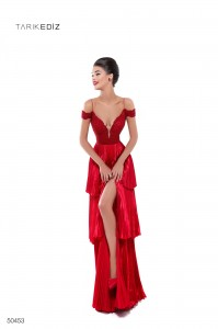 Платье Tarik Ediz 50453