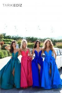Платье Tarik Ediz 50464
