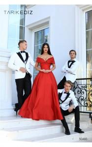Платье Tarik Ediz 50465