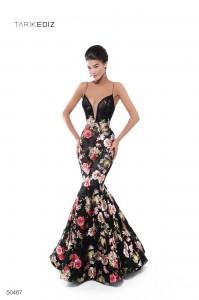 Платье Tarik Ediz 50467