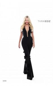 Платье Tarik Ediz 50480