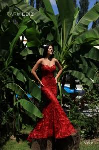 Платье Tarik Ediz 50501