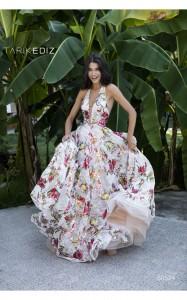 Платье Tarik Ediz 50534