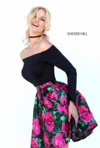 Sherri Hill 50583