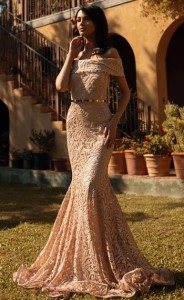 Платье Nicole Bakti 6759