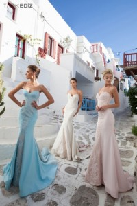 Платье Tarik Ediz 92545