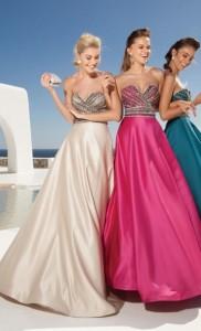 Платье Tarik Ediz 92655