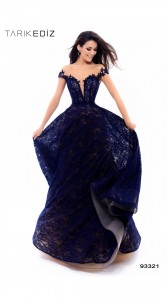 Платье Tarik Ediz 93321