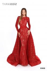 Платье Tarik Ediz 93608