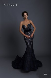 Платье Tarik Ediz 93611