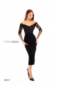 Платье Tarik Ediz 93615