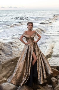 Платье Tarik Ediz 93621