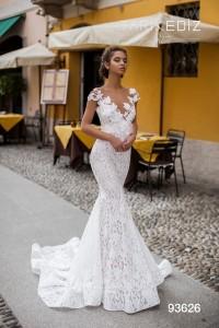 Платье Tarik Ediz 93626