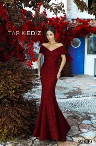 Платье Tarik Ediz 93636