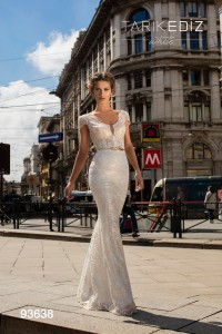 Платье Tarik Ediz 93638