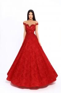 Платье Tarik Ediz 93644