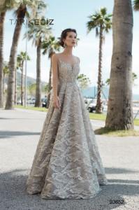 Платье Tarik Ediz 93652
