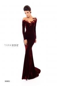 Платье Tarik Ediz 93663
