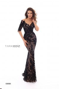 Платье Tarik Ediz 93666