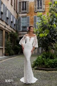 Платье Tarik Ediz 93671