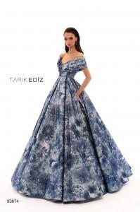 Платье Tarik Ediz 93674