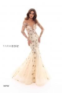 Платье Tarik Ediz 93702