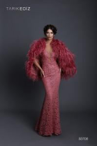 Платье Tarik Ediz 93708