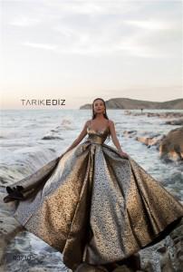 Платье Tarik Ediz 93710