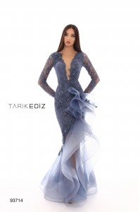 Платье Tarik Ediz 93714