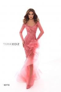 Платье Tarik Ediz 93716