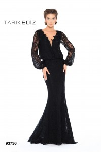 Платье Tarik Ediz 93736