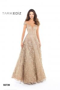 Платье Tarik Ediz 93739